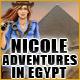 Nicole Adventures in Egypt