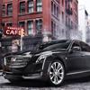 Black Luxury Car