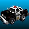 Cartoon Police Car Puzzle